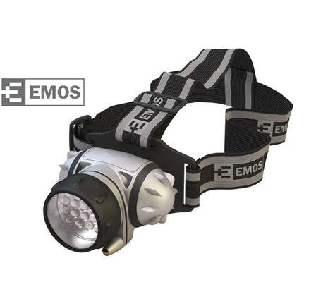 LED Čelovka EMOS na 3x AAA, 20x LED